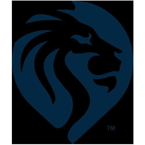 Blue aguardion Logo