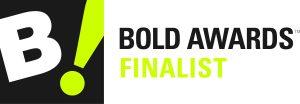 Bold Awards Finalist